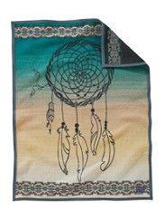 Dream Catcher Crib Blanket  $74.00