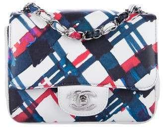 b427f89709e Chanel 2016 Watercolor Mini Flap Bag