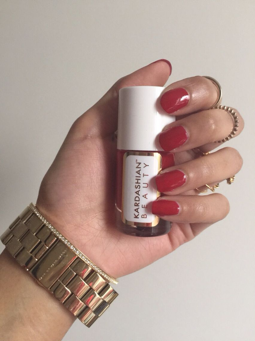 Kardashian nail polish | Kardashian beauty nail polish | Pinterest ...