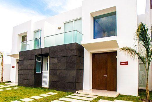 Fotos e imágenes de Fachadas de Casas Minimalistas o Estilo - casas minimalistas