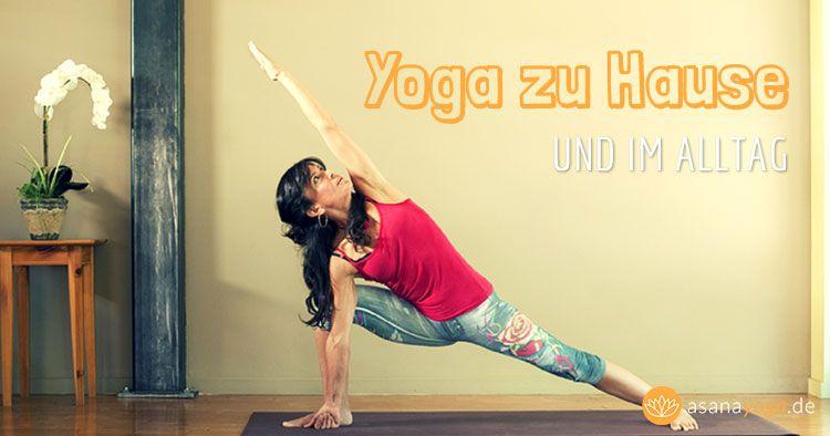 5 tipps f r yoga zu hause und im alltag pinterest yoga. Black Bedroom Furniture Sets. Home Design Ideas