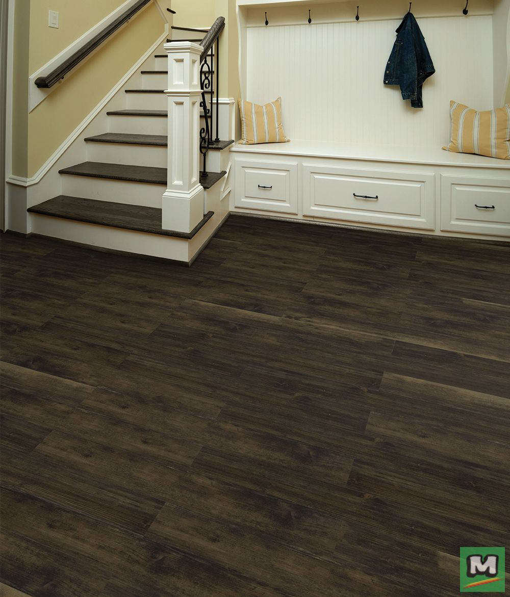Tarkett® Ingenuity luxury floors are highly durable and