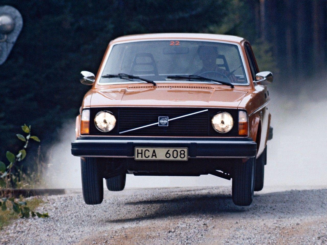 Volvo 244 (1974–1993)