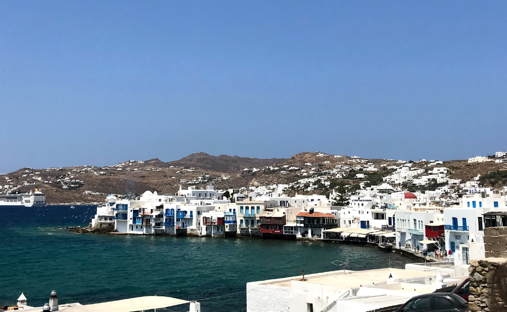 How To Properly Experience The Greek Islands Of Mykonos And