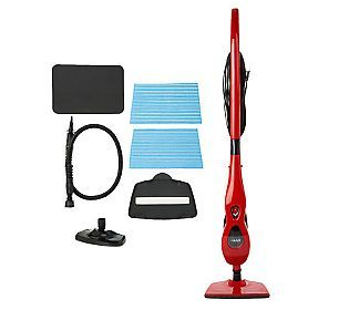 Haan Power Steam Cleaner W Handheld