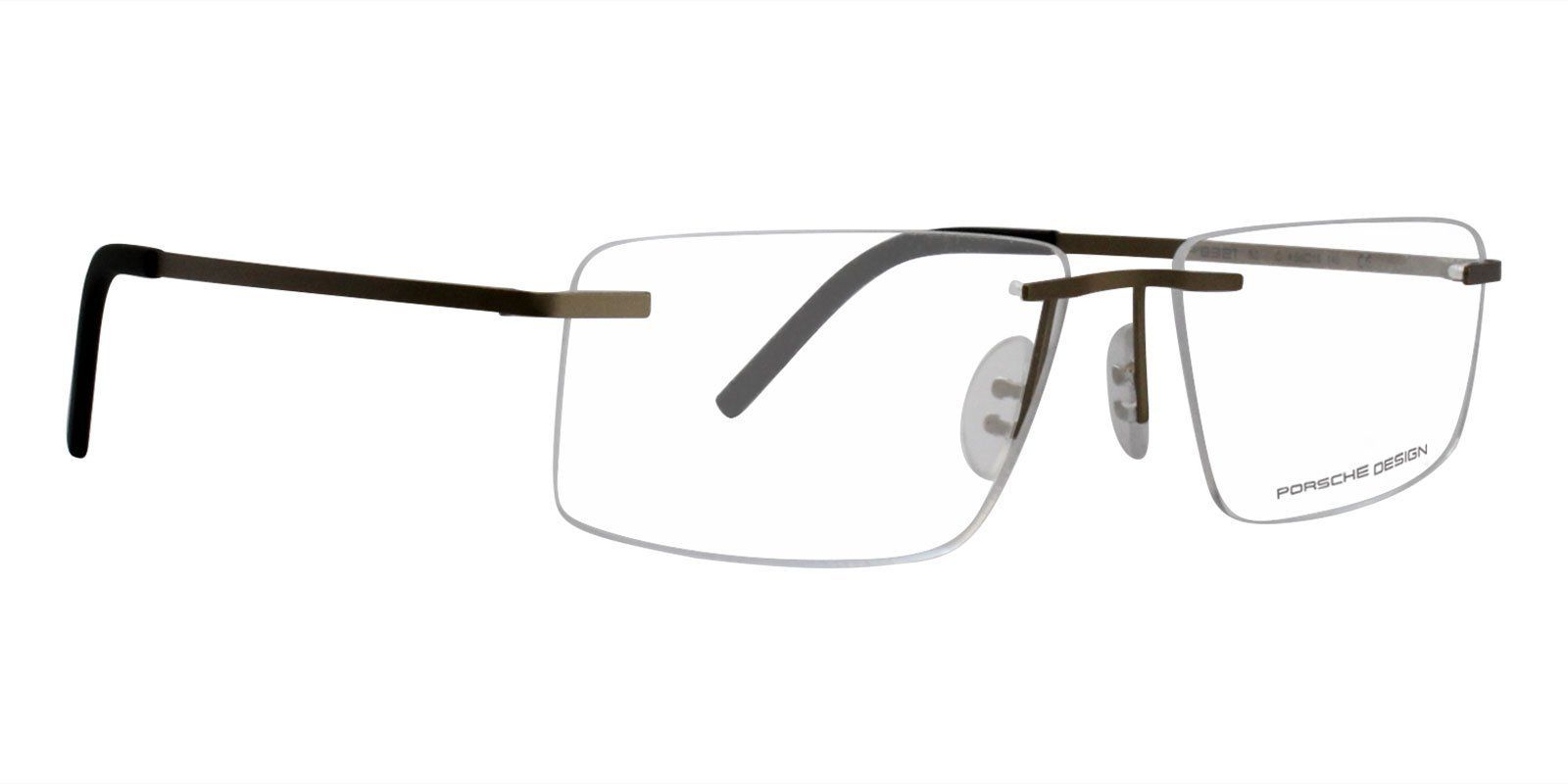 e379e41bdde Porsche Design - P8314 Gold-eyeglasses-Designer Eyes