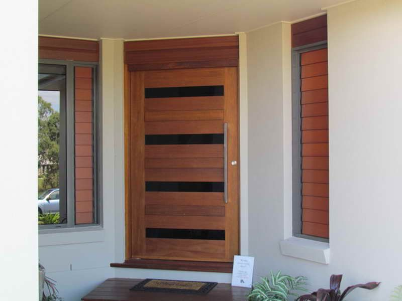 Modern Exterior Doors front Your Home | Curb appeal | Pinterest ...