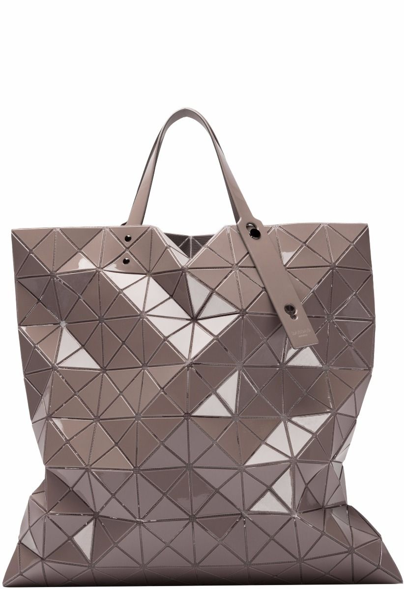 Lucent One Tone Tote Bags Issey Miyake Tote