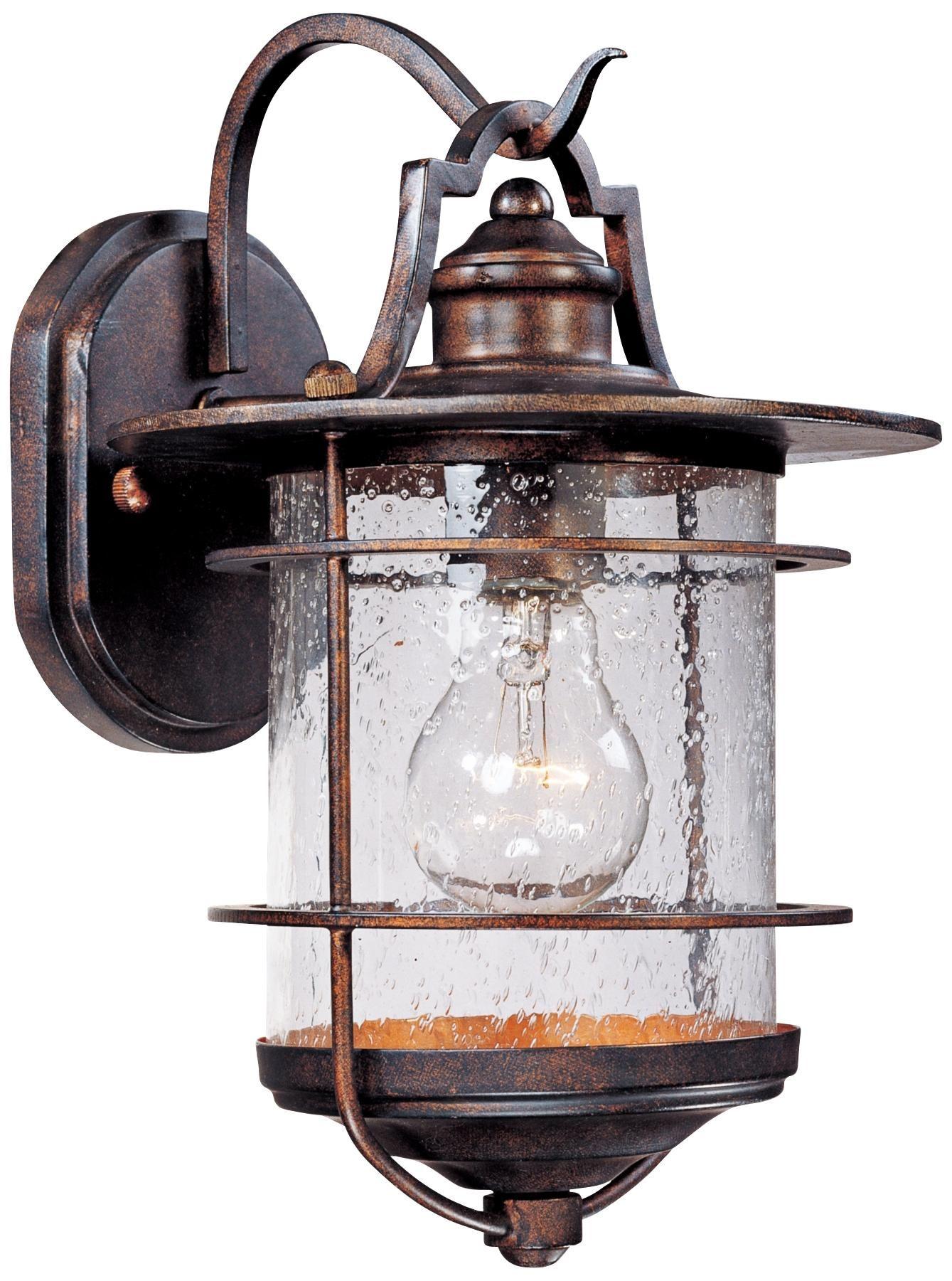 Franklin Iron Works Casa Mirada 12h Outdoor Light Lighting
