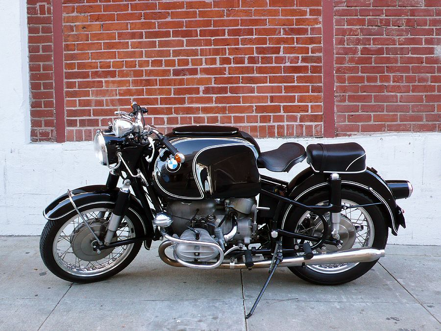 1967 Bmw R69s With Heinrich Large Capacity Gas Tank Bmw Motorcycles Bmw Motorcycle Vintage Bmw Vintage