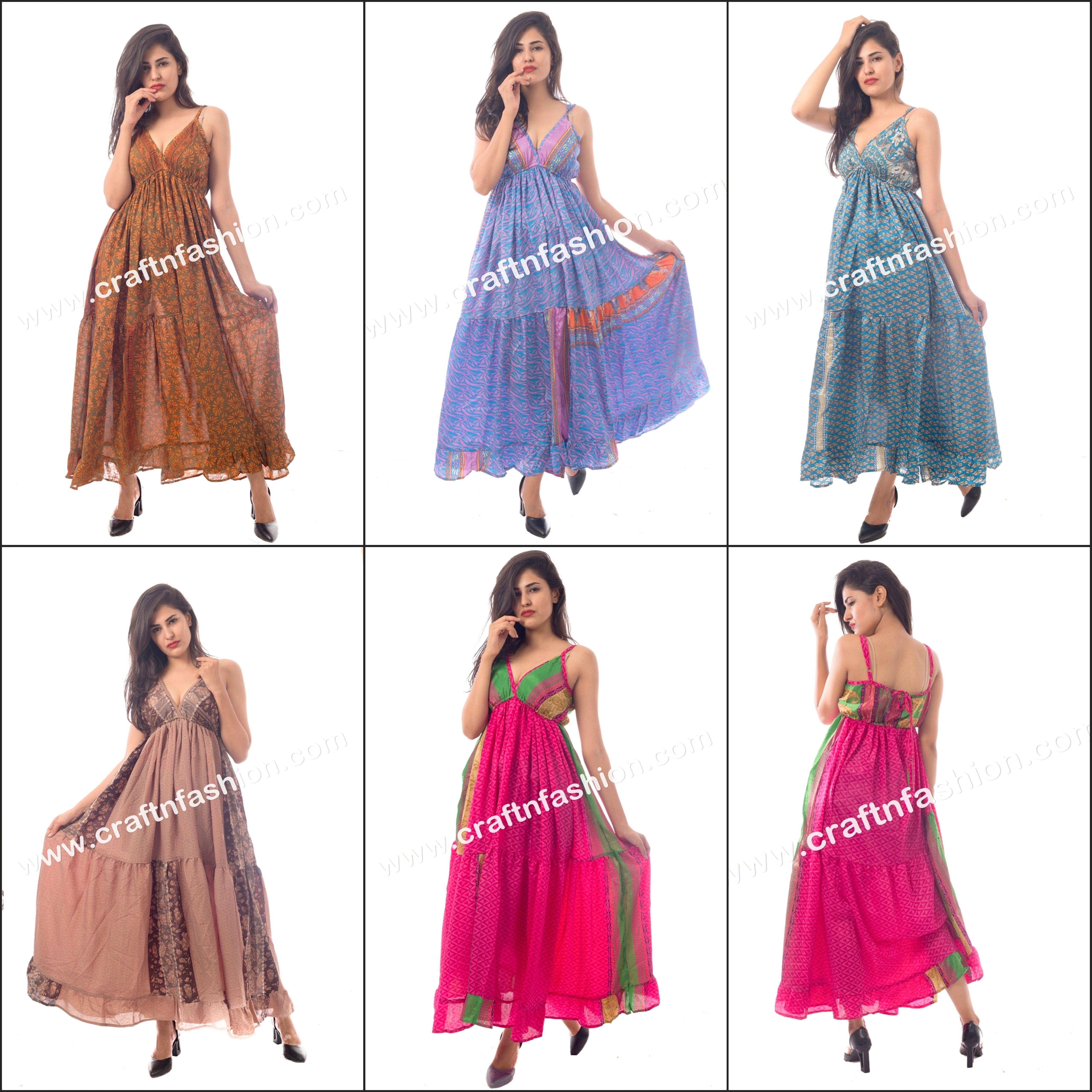 Designer indo western australian style maxi dresses meghcraft