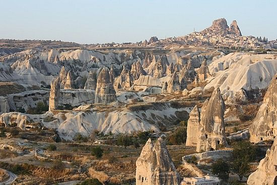 Goreme Valley, Turkey | places I would like to visit ...