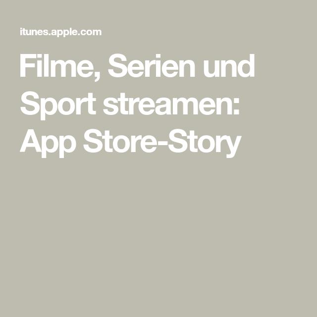 Filme Streamen App