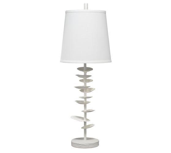 Oleander Table Lamp | Desk Lamp | Pottery Barn | Table ...