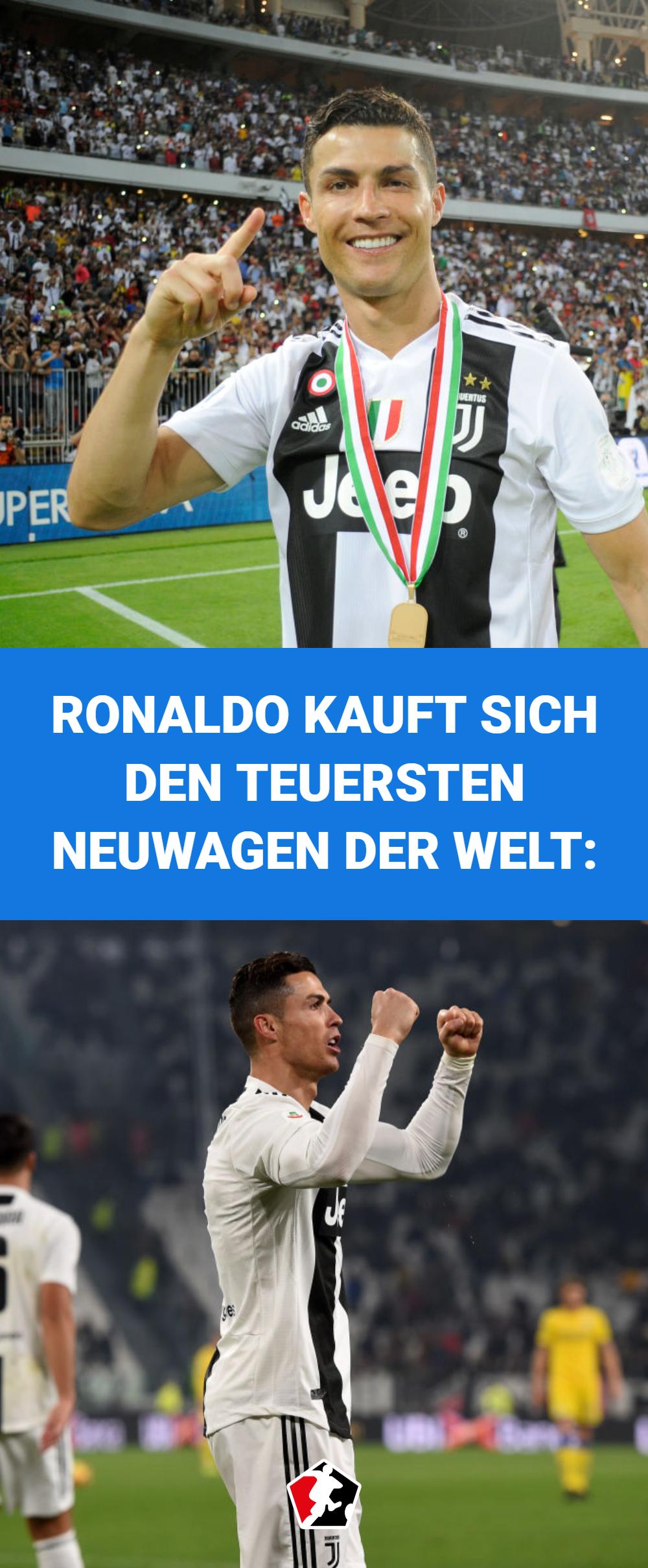 Jahreseinkommen Cristiano Ronaldo