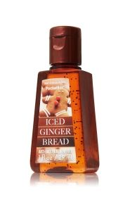 Iced Gingerbread Foaming Hand Sanitizer Bath And Body Shop