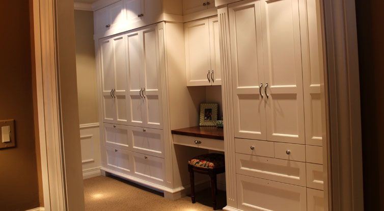 Closet Cabinets | Minnesota Cabinet Maker | Custom Cabinets | JC Cabinets  LLC