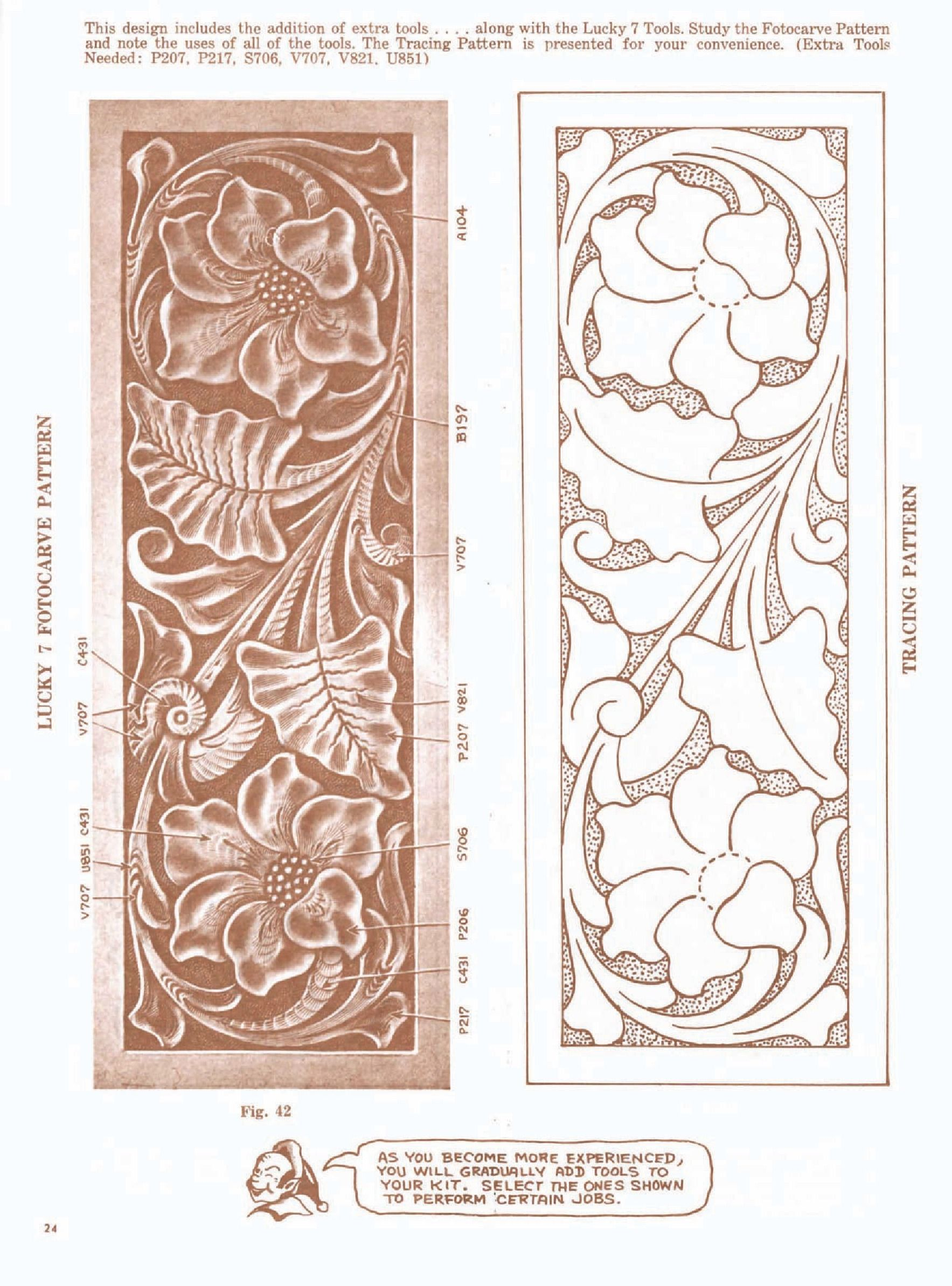 Wallet Leather Craft Leather Tooling Patterns Leather Art 5