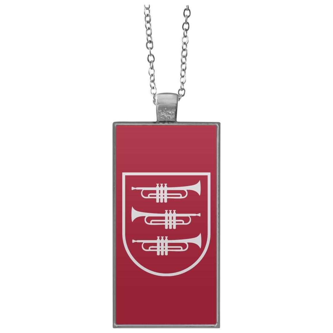 Trumpet Crest Necklace