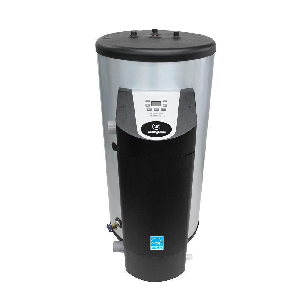 Westinghouse 50 Gal Ultra High Efficiency High Output 10 Year 76 000 Btu Lp Water Heater With Durable 316l Stainless Steel Tank Stainless Steel Tanks Natural Gas Water Heater Water Heating