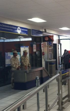Ya no hay revisión aduanal en aeropuertos de la Frontera Norte
