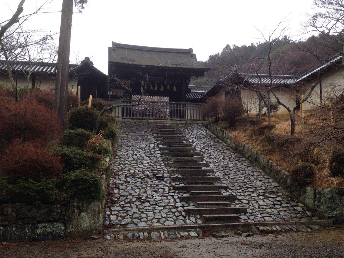 毘沙門堂門跡 Bishamondo Temple 20140227-4