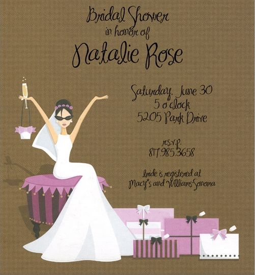 wording for invitations for wedding shower and group gift the wedding specialists