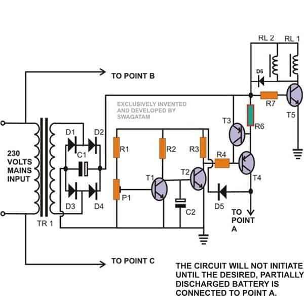 4 Simple Uninterruptible Power Supply (UPS) Circuits
