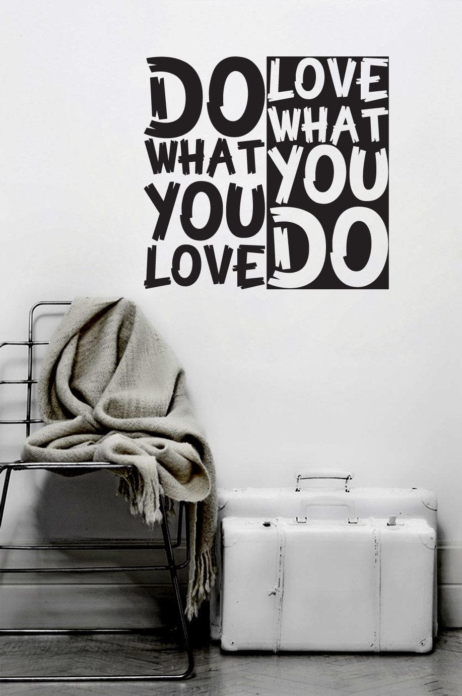 Do What You Love Love What You Do Audrey Hepburn Wall Art