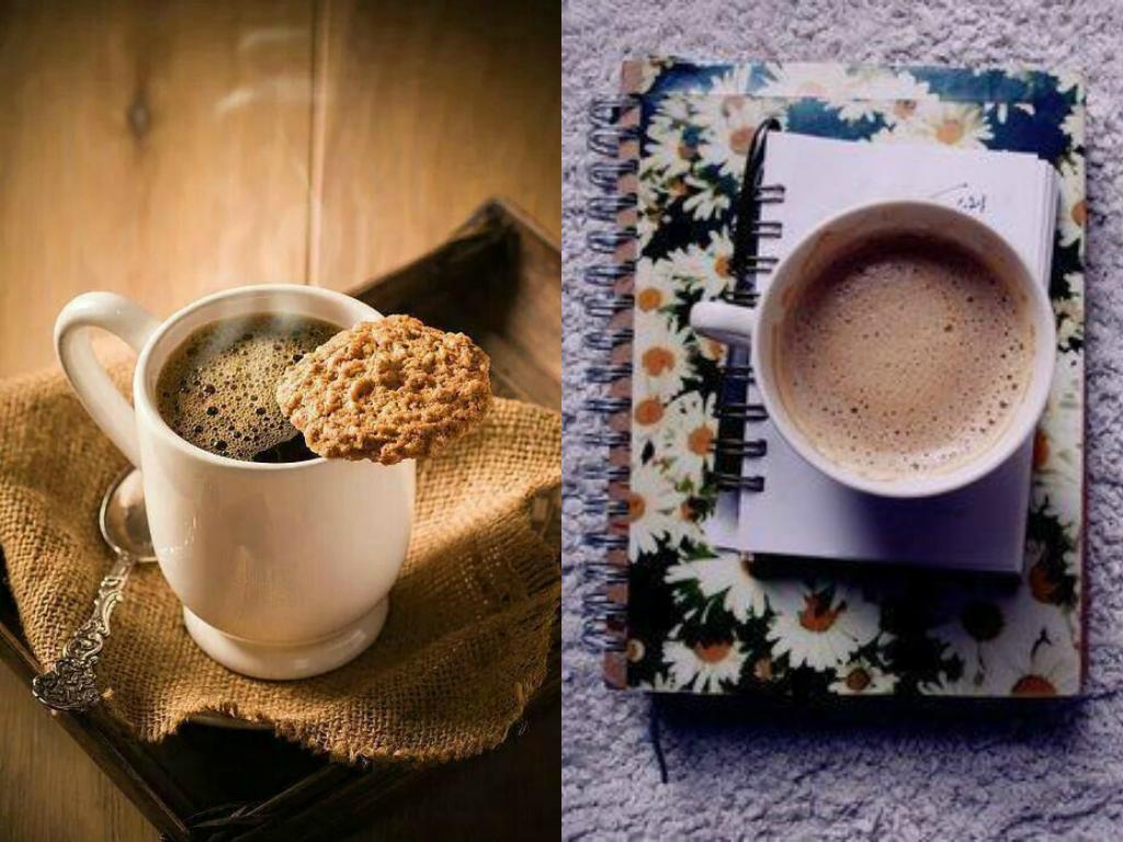 Somente um Doce Sorriso: Fotos: Coffee