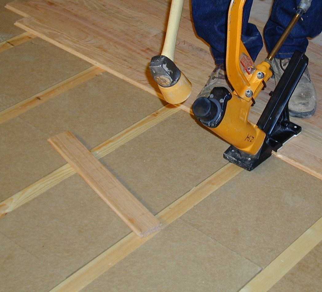 Impacta Soundeater Underlayment For Nail Down Solid