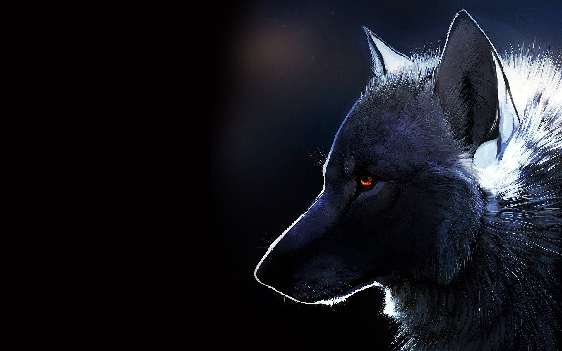 30 Wallpapers Hd Para Tu Escritorio With Images Wolf Artwork
