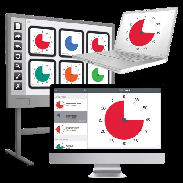 Desktop App (Mac or Windows) Time timer, Timer, App