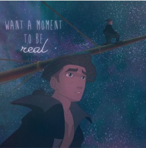 one of my top ten disney movies. this movie has impacted my life a lot.