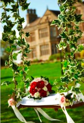 Wedding venue Yorkshire. Hollins Hall. Marriott Hotel ...