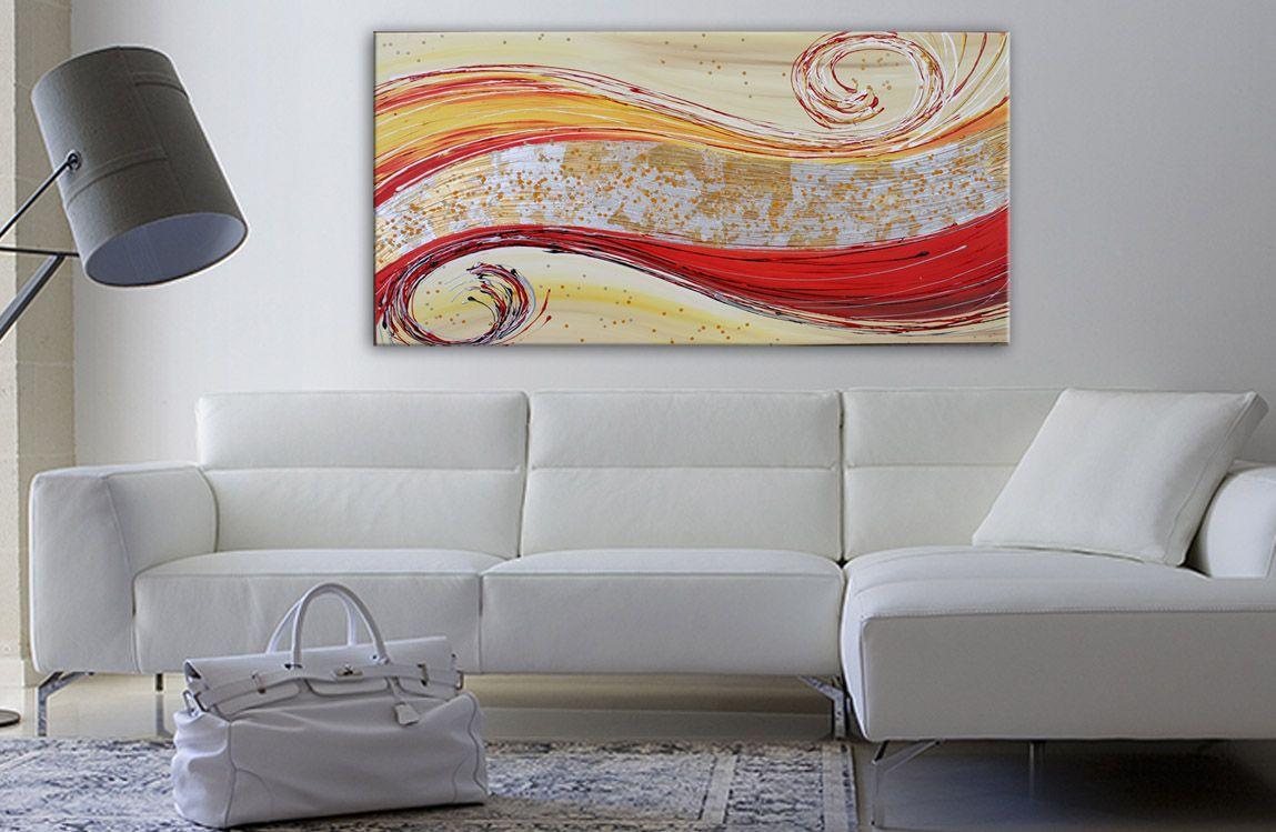 Quadro astratto moderno quadri moderni pinterest for Quadri piccoli moderni