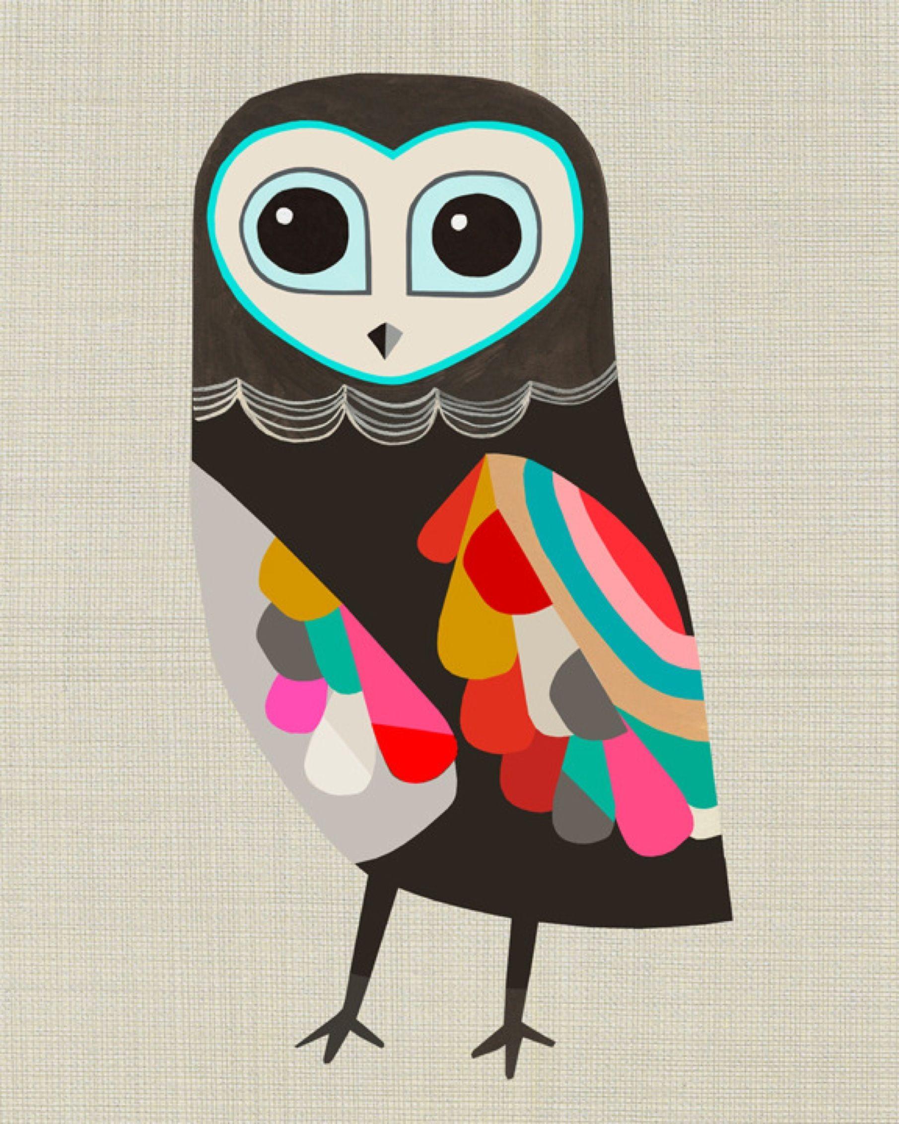 далеко картинки для плакатов совы безумные