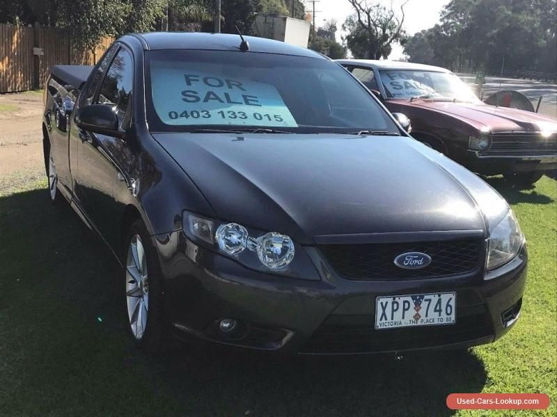 Car For Sale Ford Fg R6 Ute Xr6 Xr8 Gt Turbo F6