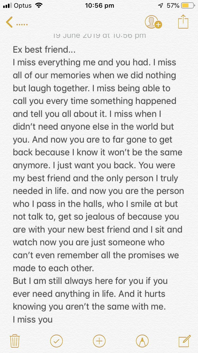 Dear Ex Best Friend Best Friend Quotes Meaningful Best Friend Quotes Ex Best Friend Quotes