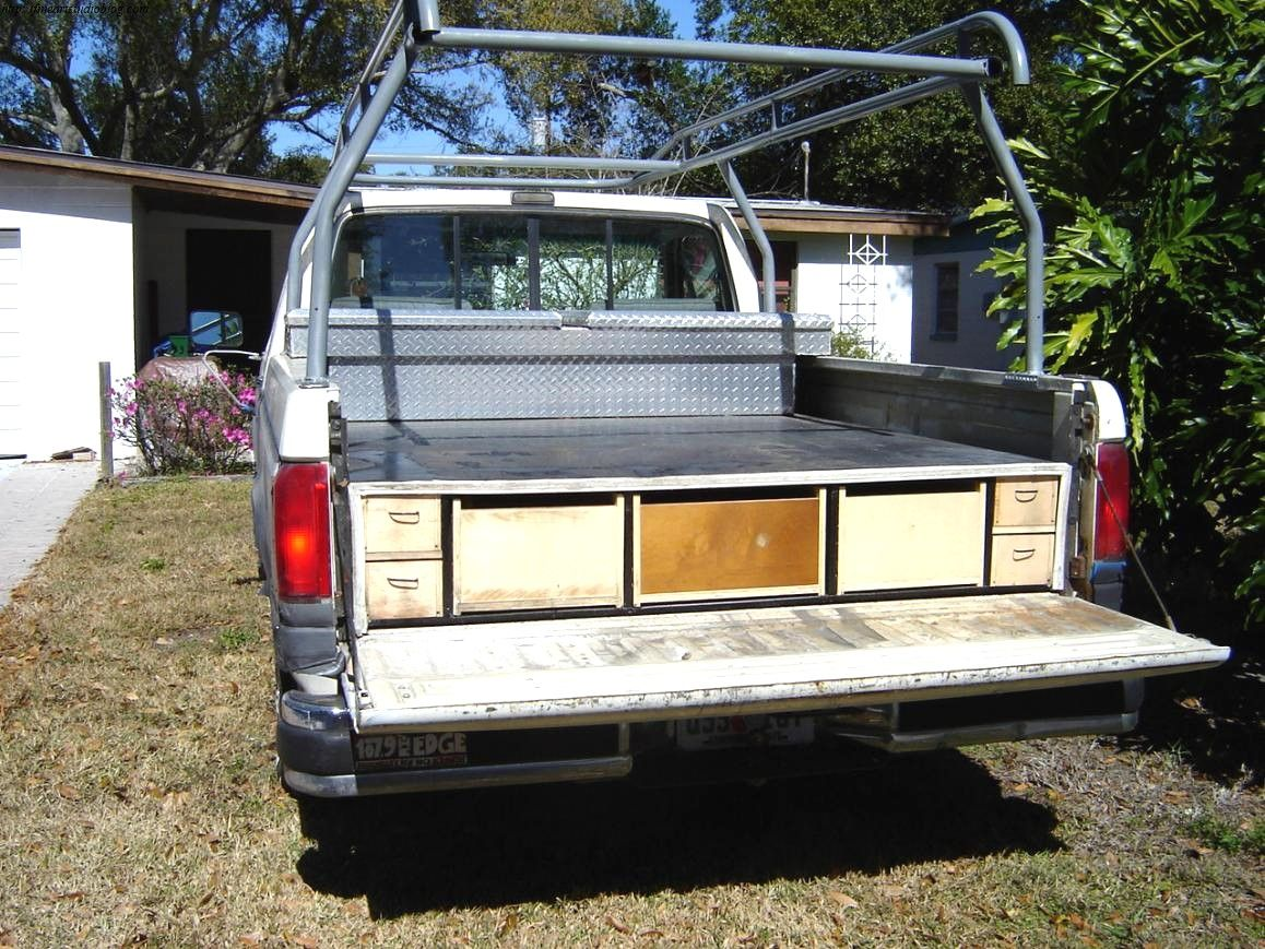 39 marvelous diy truck bed slide out for you di 2020