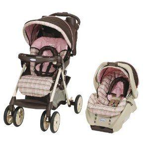 Girl - Travel System | Baby Girl Stroller Set/ Car Seat ...