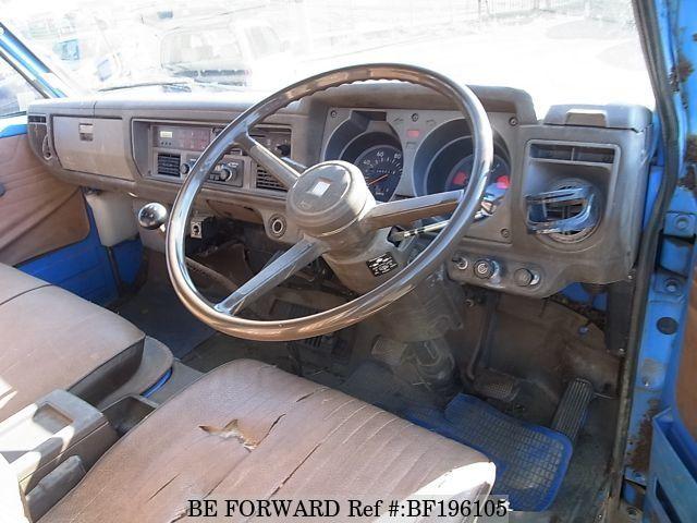 Be forward 1980 isuzu elf truck isuzu truck trucks - Commercial van interiors locations ...