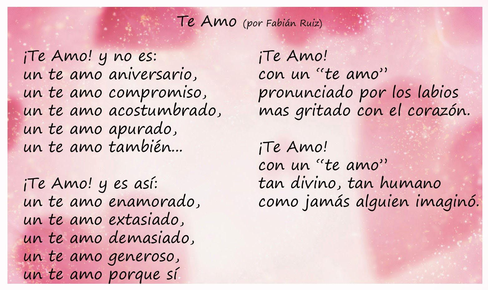 Poemas De Amor Para Enamorar A Una Mujer Hermosa Cortos Poemas