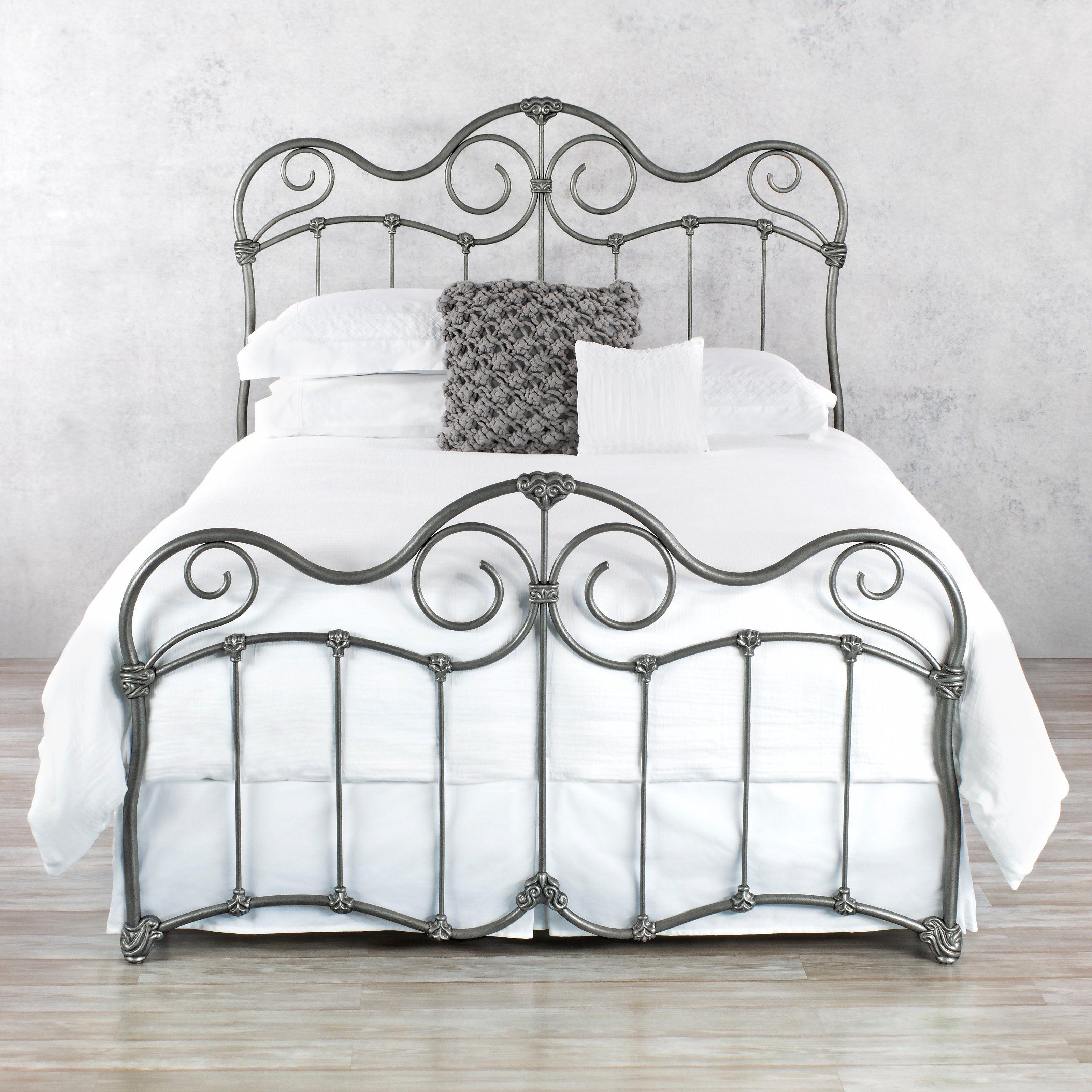 Best Wesley Allen Stonehurst Bed From Hayneedle Com 400 x 300