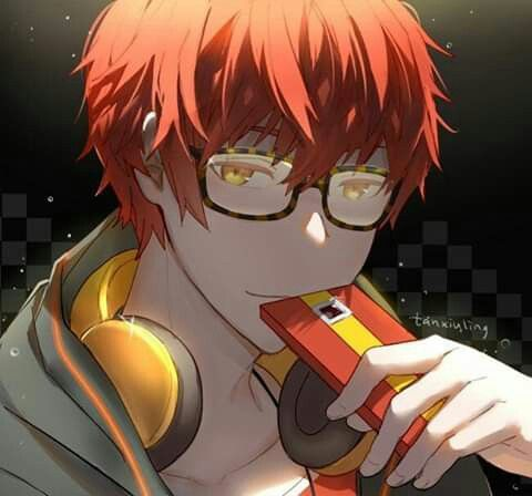 Image about seven in Mystic Messenger by Juli