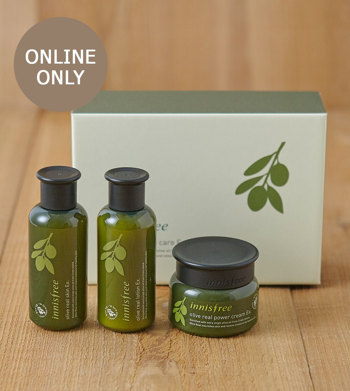 Olive Real Skincare Ex Special Skin Care Effective Skin Care Products Innisfree