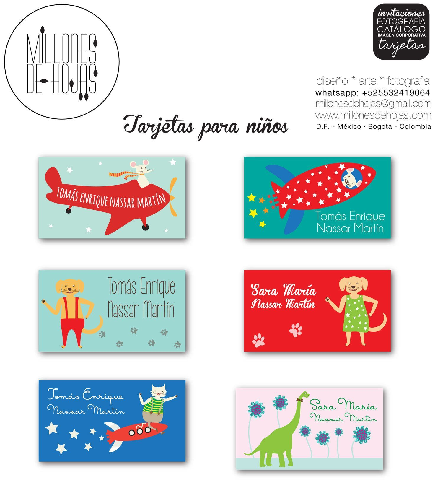 Resultado De Imagen Para Tarjetas De Presentacion Infantiles Tarjetas Tarjetas Tarjetas Familiares Y Tarjetas Infantiles