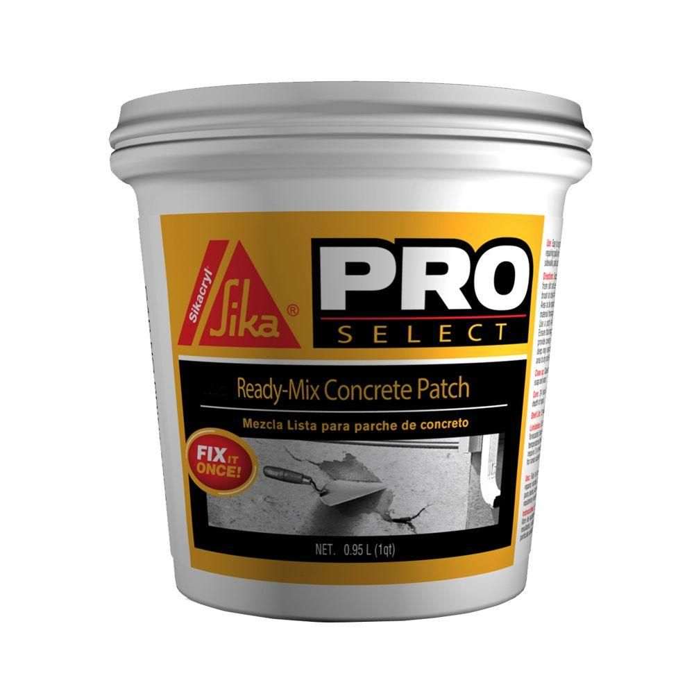 Sika 1 Qt  Ready-Mix Concrete Patch Repair | Products