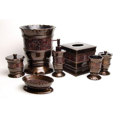 zenna home prescott bathroom accessories collection