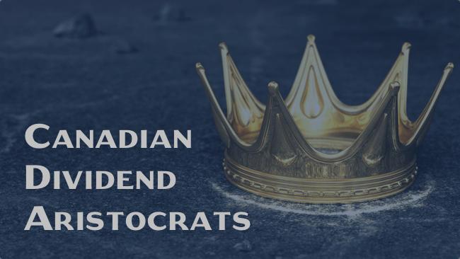 2020 Canadian Dividend Aristocrats | Dividend, Aristocrat ...